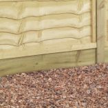 150x2400mm Gravel Board Pack of 4