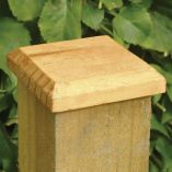 Fence Post Cap 10 x 10cm