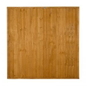 Forest Closeboard Fence Panel 1.83m High