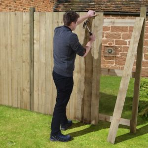 100x1800mm Featheredge Boards Pk of 10