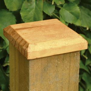 Fence Post Cap 13x13cm