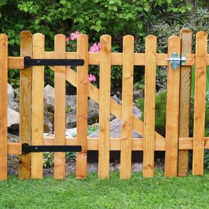 Forest 3ft (0.9m) High Pale Gate