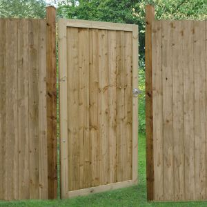 Forest 6ft (1.82m) High Pressure Treated Featheredge Gate