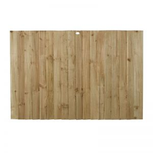 Forest 6x4 Pressure Treated Featheredge Panel