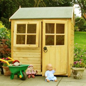 4x4 Shire Bunny Playhouse