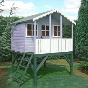 6' x 6' (1.79x1.79m) Shire Stork Platform Playhouse
