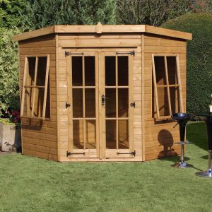 6' x 6' (1.83x1.83m) Traditional Stowe Summerhouse