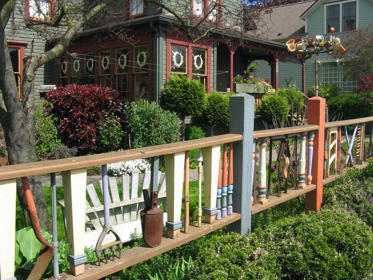 Front garden fencing ideas for you workwithnaturefo
