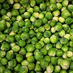 A large amount of sprouts